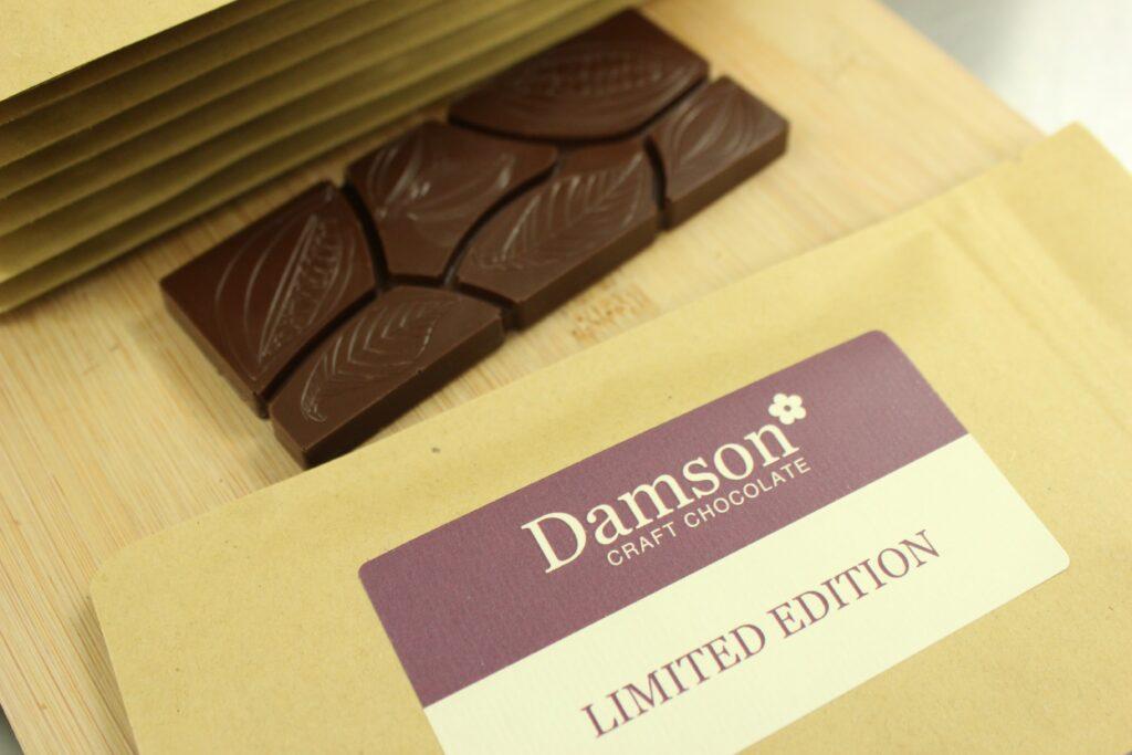 Damson Chocolate
