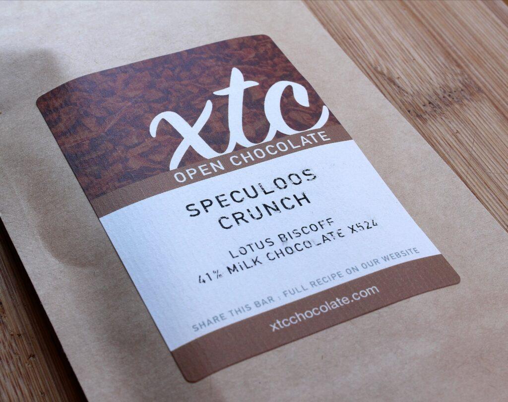 Speculoos Crumch Milk Chocolate